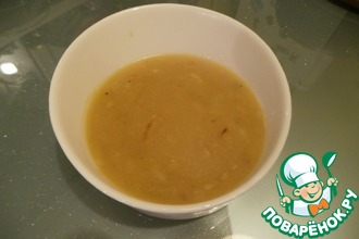 Рецепт: Апельсиновый соус к утке