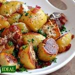 Картофель + Мед