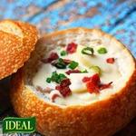 Суп + Хлебная тарелка