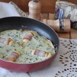 Омлет с рисом Испанский завтрак
