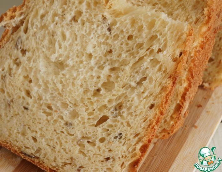 Рецепт: Хлеб Акватика Микс