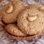 Печенье из киноа с тахиной