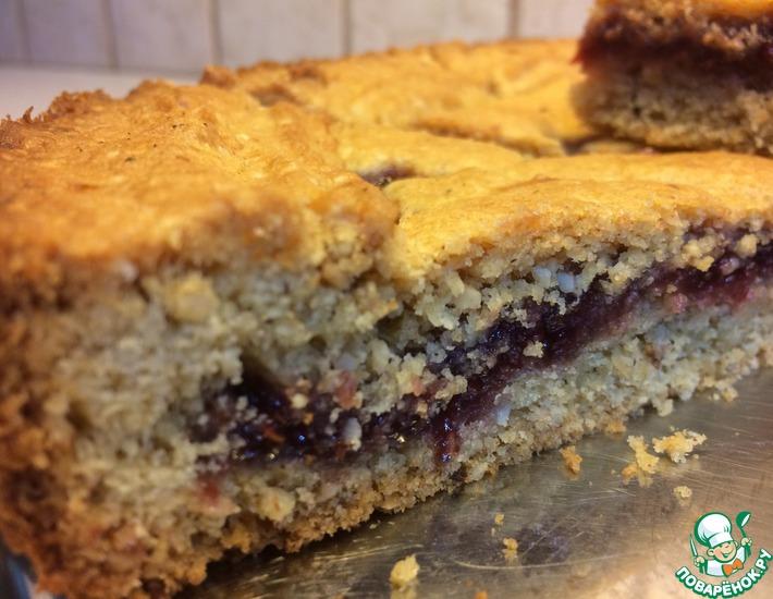 Рецепт: Австрийский пирог Линцский торт