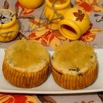 Рисовые кексы с ананасом
