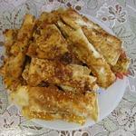 """Сырные палочки """"Быстрые"""" – кулинарный рецепт"""