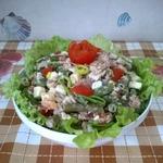 "Салат ""Париж"" – кулинарный рецепт"
