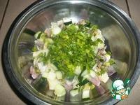 Салат Для любимых ингредиенты