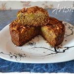 Диетический пирог из ревеня