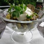 Салат печеночный Вкусно и просто