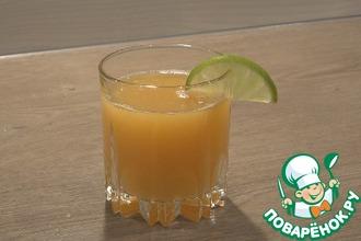 Рецепт: Напиток Летний нектар