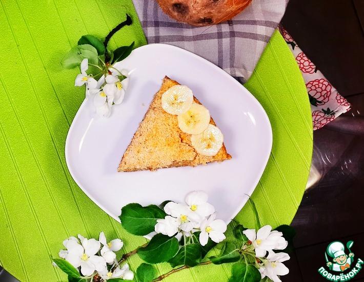 Рецепт: Кокосовый пирог
