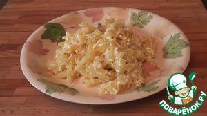 Рецепт Картошка в сметане
