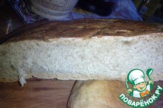 Рецепт: Хлеб ржаной в мультиварке