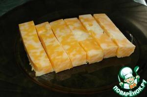 Закуска Сырные палочки за 10 минут рецепт с фото пошагово - 1000.menu