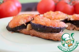 Рецепт: Свинина Бакла-хряк