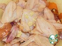 Куриные крылышки Взмах крыла ингредиенты