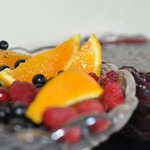 Варенье из ягод с апельсином Царское