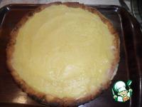 Тарт с мандариново-лимонным муссом ингредиенты