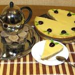 Лимонный торт-пай