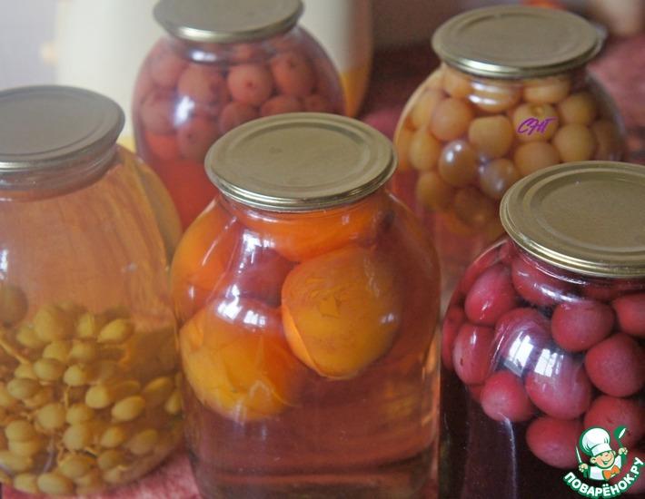 Дай рецепт как закручивать персики — 5