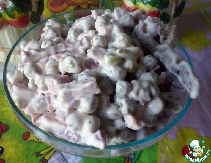 Рецепт: Салат Мексиканский