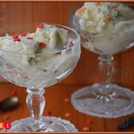 Зефирно-кокосовое мороженое
