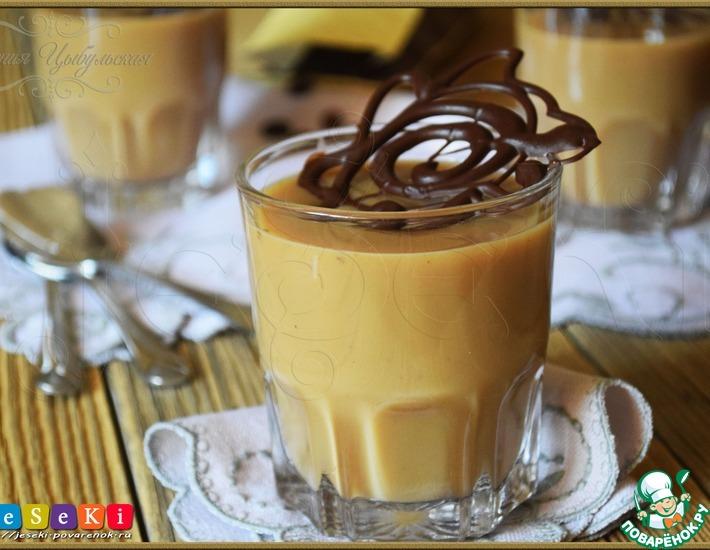 Рецепт: Кофейный кисель