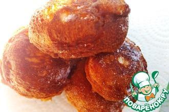 Рецепт: Пончики Домашние