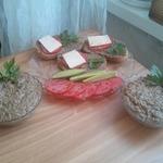 Домашний сливочный паштет из утиной печени