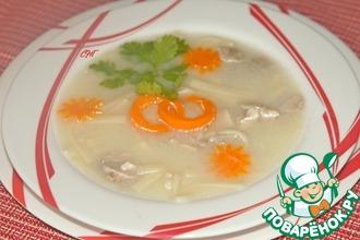 Рецепт: Армянский свадебный суп