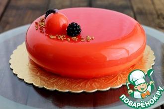 Рецепт: Сливочно-абрикосовый торт
