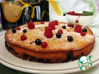 Пирог Ягодный клад ингредиенты