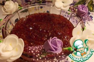 Рецепт: Варенье из белой смородины и грейпфрута