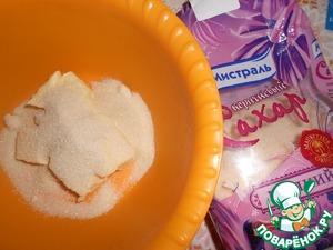 Смородиновое печенье – кулинарный рецепт