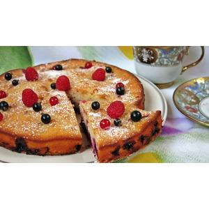 Пирог Ягодный клад
