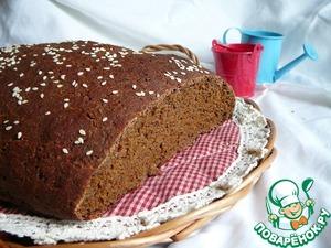 Рецепт Нарочанский хлеб