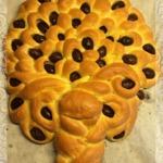 Хлеб Оливковое дерево