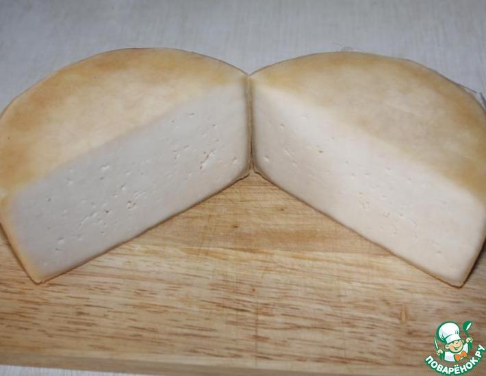 Рецепт: Сыр, заряженный пивом