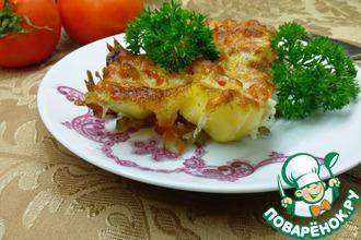 Рецепт: Картофель Объедение