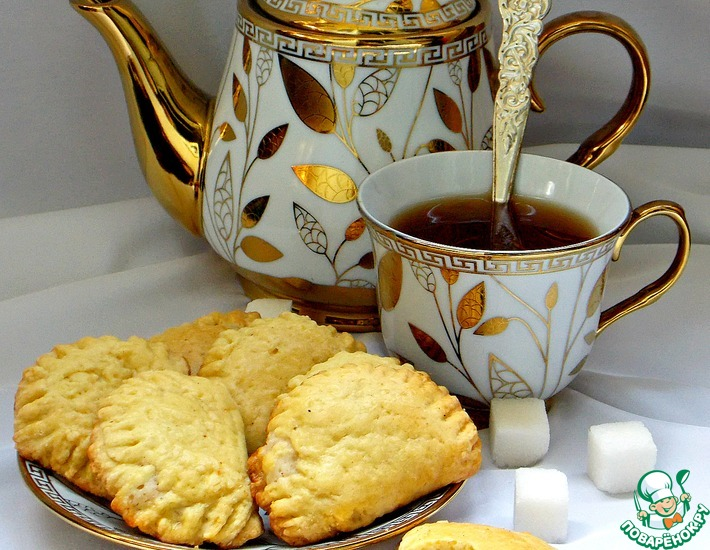 Рецепт: Печенье Сочни