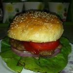 Булочка для гамбургера