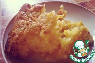Рецепт: Солнечный лимонный пирог