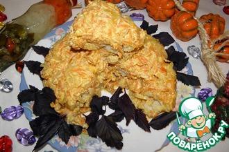 Рецепт: Рыба в нежном маринаде