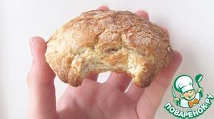 Рецепт Вкуснейшее овсяное печенье