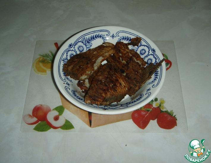 Рецепт: Жареный лещ Уноси готовенького
