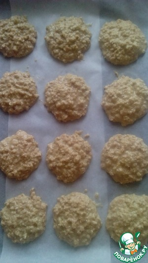 Итальянское сливочное печенье – кулинарный рецепт