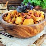 Овощное рагу с курицей – кулинарный рецепт