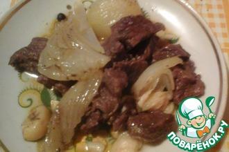 Рецепт: Душистая говядина в собственном соку