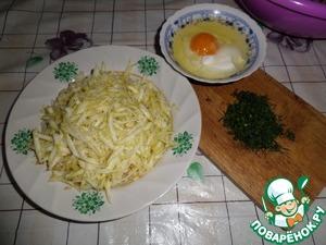 Рисовые оладьи – кулинарный рецепт