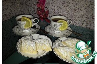 Рецепт: Печенье Буссу ла тмессу